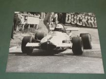 BRABHAM BT15. Chris Dowson Shelsley Walsh , 10x8 period c.1976 photo
